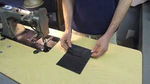 How To Do Upholstery Sewing Leather With Ease Auto Upholstery Pro Tip Youtube