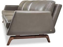 american leather living room nash three cushion sofa nsh so3 st
