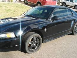 2001 Black Mustang Ford Mustang Denver 17 2001 Ford Mustang Used Cars In Denver