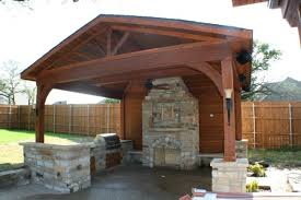 Enclosed Backyard Enclosed Outdoor Kitchens U2013 Imbundle Co
