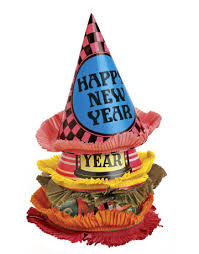 new year items vintage new year s hats what is it what is it worth