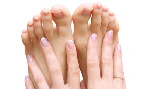 how to get rid of darkness aroung your nails for finger nails and