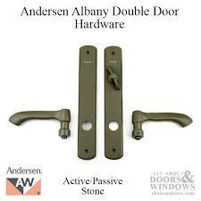 Andersen French Door Handles - anderson french door hardware nuyelofit com home design