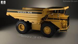 volvo dump truck 360 view of volvo bm kockum 565 dump truck 2016 3d model hum3d store
