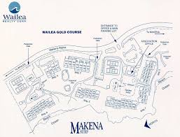 Makena Floor Plan Wailea Makena