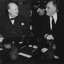 Black Cabinet Fdr Roosevelt And Churchill A Friendship That Saved The World U S