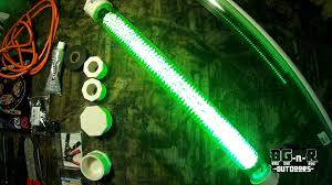 green fishing light amazon diy homemade 600 led fishing lights for cheap part1 youtube