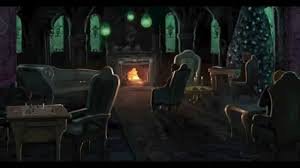 harry potter ambience slytherin common room sound white noise