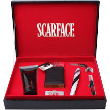 scarface home decor scarface for him 6 pc gift set gifts sets for him beauty