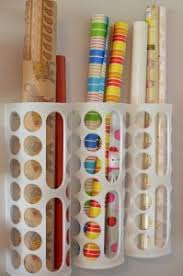 ways to store wrapping paper 6 smart ways to manage your wrapping supplies go to girl