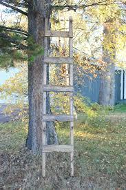 diy blanket 30 minute diy blanket ladder