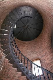 file spiral stairway nobska point lighthouse woods hole ma jpg