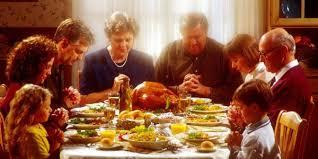 oración para el día de acción de gracias thanksgiving day 2018
