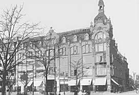 Mit Kauf Haus Kaufhaus Knopf Kaufhaus Schmoller In Mannheim