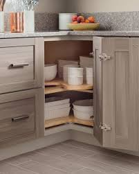 kitchen corner cupboard rotating shelf 20 practical kitchen corner storage ideas shelterness