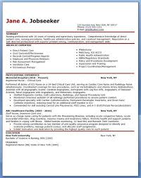 Best Nursing Resume Samples by Resume Examples Template Billybullock Us
