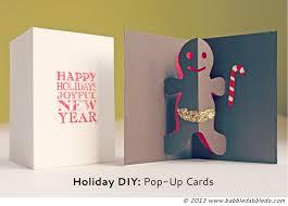 diy pop up cards babble dabble do
