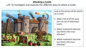 defending a castle by anon1575 teaching resources tes
