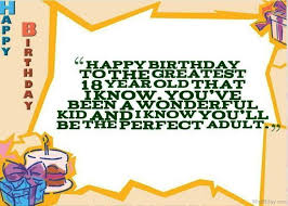 25th birthday card quotes quotesgram 25 18th birthday wishes