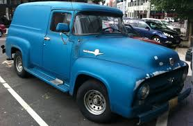 Classic Ford Truck Bumpers - 185 best 53 56 ford f series trucks images on pinterest classic