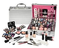 Box Makeup 64 makeup vanity cosmetic set make up storage