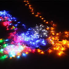led coloured lights light decoration lights