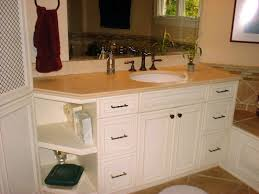 different bathroom countertops for your homes interior design ideas