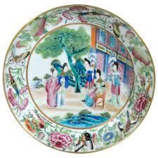 mandarin porcelain mandarin porcelain saucer dish for sale at 1stdibs