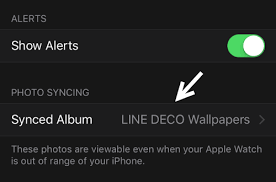 Photo Album Fo How Do I Set My Photo As A Watch Face On My Apple Watch