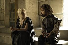 tyrion is in love with dany during