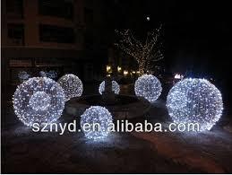 fashionable umbrella tree white outdoor lighted