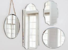 Frameless Bathroom Mirrors by Frameless Full Length Wall Mirror Decor Ideasdecor Ideas Frameless