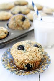 Toaster Muffins Vegan Banana Blueberry Muffins Two Peas U0026 Their Pod
