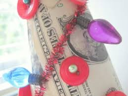 Ideas For Christmas Money Tree by Make Money Tree Kids Craft Idea Diy Christmas Craft Gift Buttons