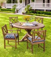 Patio Round Tables 152 Best Patio Furniture U0026 Accents Images On Pinterest Backyard