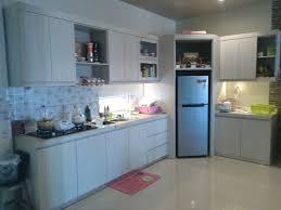 kitchen set minimalis modern kitchen set minimalis jati mebel duco putih asli jepara