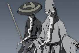 afro samurai afro samurai wallpapers hd download