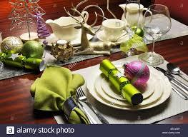 modern christmas table settings modern and stylish christmas dinner table setting including plates