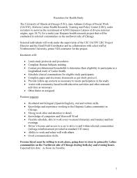 Caregiver Job Description For Resume Caregiver Job Description Duties Eliolera Com