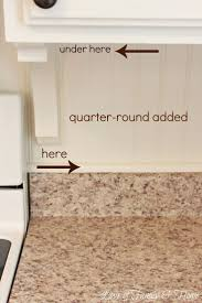 Easy Diy Kitchen Backsplash by Best 25 Easy Kitchen Updates Ideas On Pinterest Oak Cabinets