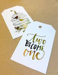 wedding wish tags wedding wishing tree tags gold silver or gold foil gift