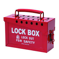brady portable metal lock box in 65699 the home depot