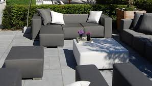 canapé design de luxe canapé d angle modulable contemporain de jardin merano de