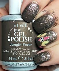 cute thanksgiving nails thanksgiving gel polish manicure using ibd just gel polish