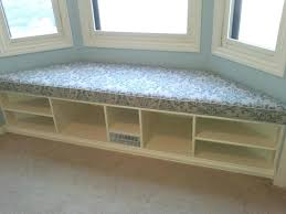 Bay Window Seat Ikea by Bathroom Glamorous Built Kitchen Bench And Table In Plans For