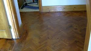 Polished Laminate Flooring Clean And Polish Wood Floor Youtube