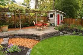 Backyard Seating Ideas by Backyard Landscape Design Ideas U0026 Pictures Backyard Seating Ideas
