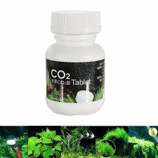 Tablet Co2 Co2 Tablet Carbon Dioxide 100 Tabs Carbon Dioxide For Aquarium Water