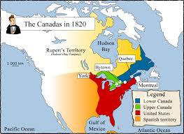 Map Of Quebec Canada by New France 1745 And Lower Canada 1820 U2013 Societies And Territories
