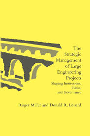 amazon com the strategic management of large engineering projects